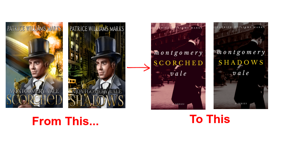 Montgomery Vale Book Series - Patrice Williams Marks